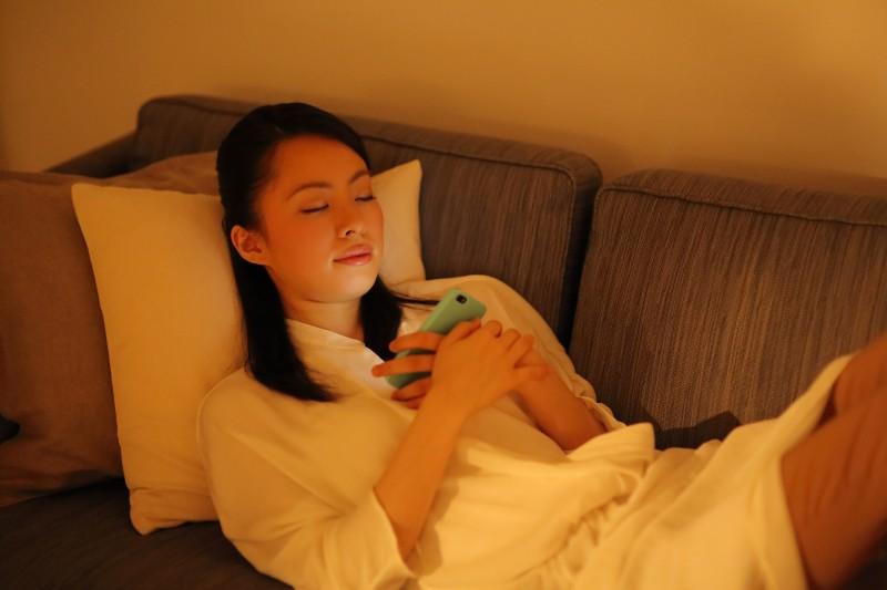気づけばソファでウトウトなんてことも。寝ていても熟睡できない時期がありますよね。