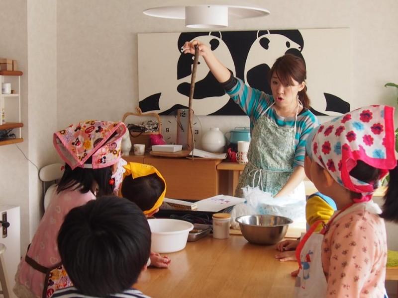 子どもたちのお料理教室で講師を務めます