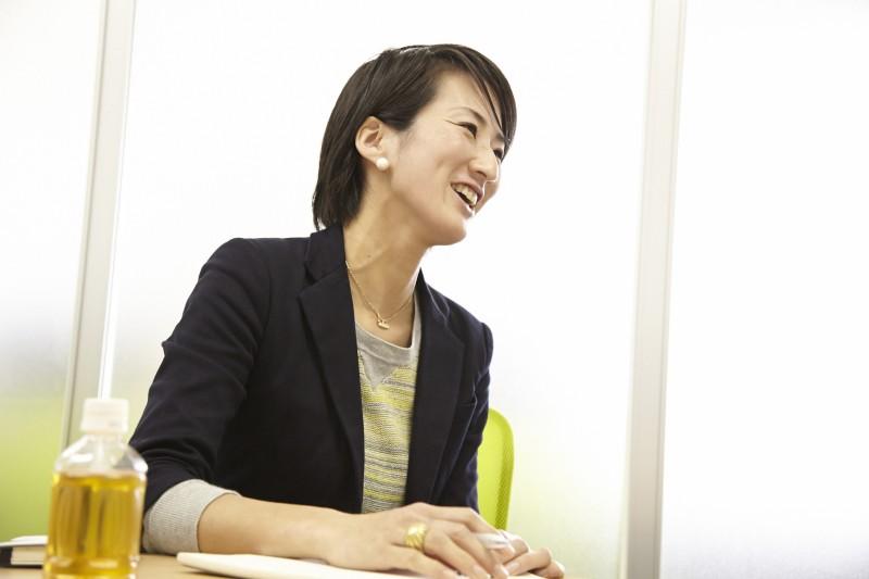 最近仕事復帰をしたばかりの飯田さん、2人の子育て中