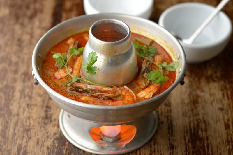 タイ料理といえば「トムヤムクン」。この辛い料理をタイでは小さな子どもも食べるのでしょうか・・・。