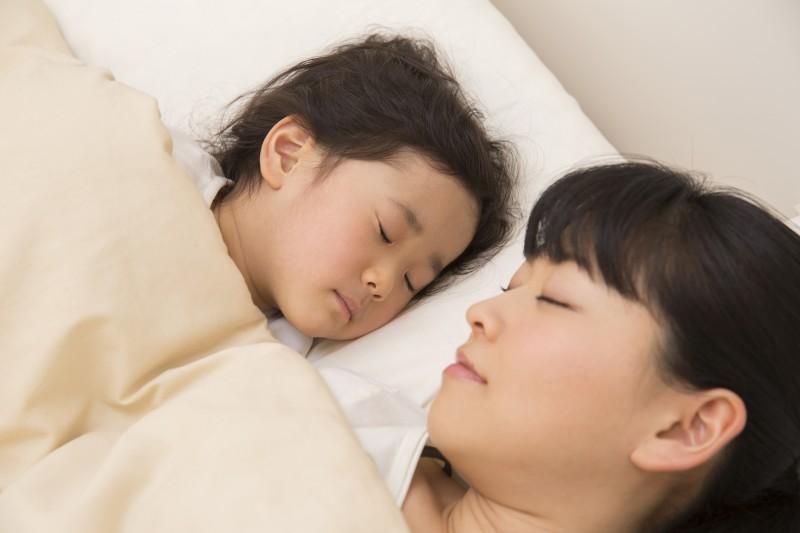 添い寝、寝落ちの意外な落とし穴