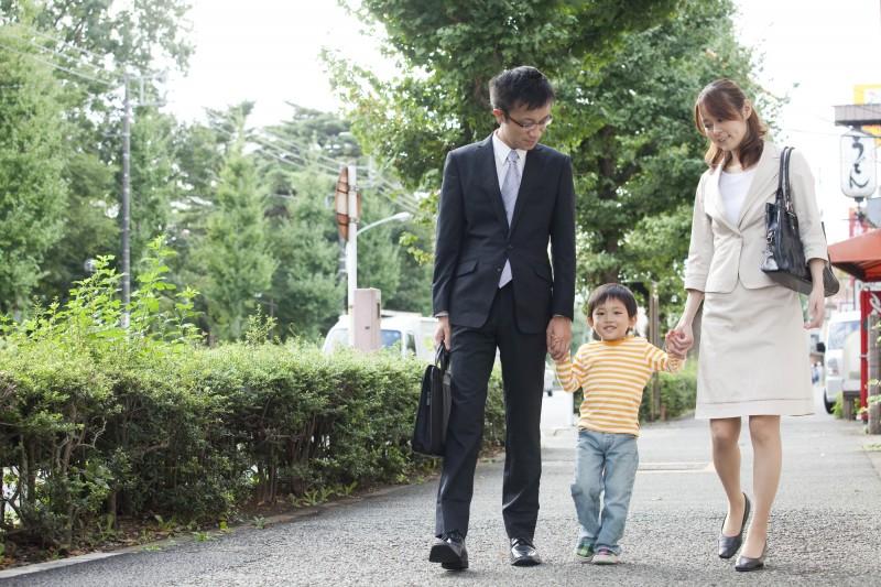 家族の幸せのために、仕事をしていても、その家族に何かあれば、何の意味もありませんよね。