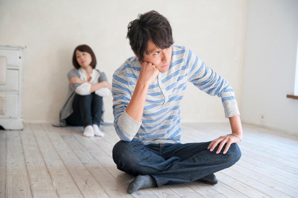 疲れているときに入りやすい怒りのスイッチ。急に不機嫌になられても夫も困ります