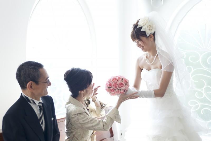 両親だって、花嫁姿をみたいはず!
