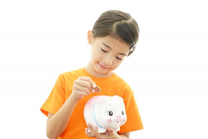 子どもの金銭感覚は親から受けてきたもので身についていく