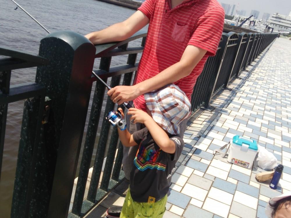 子ども以上に大人もハマる!?東京湾で『さっぱ』釣り!