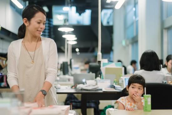 現在、2歳になるたまちゃん(環:たまき)のママ、望月町子さんです。