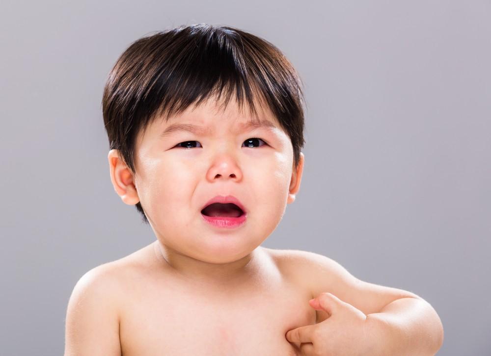 小さい子どもはかゆみを我慢できないのです予防や手当てをこまめに