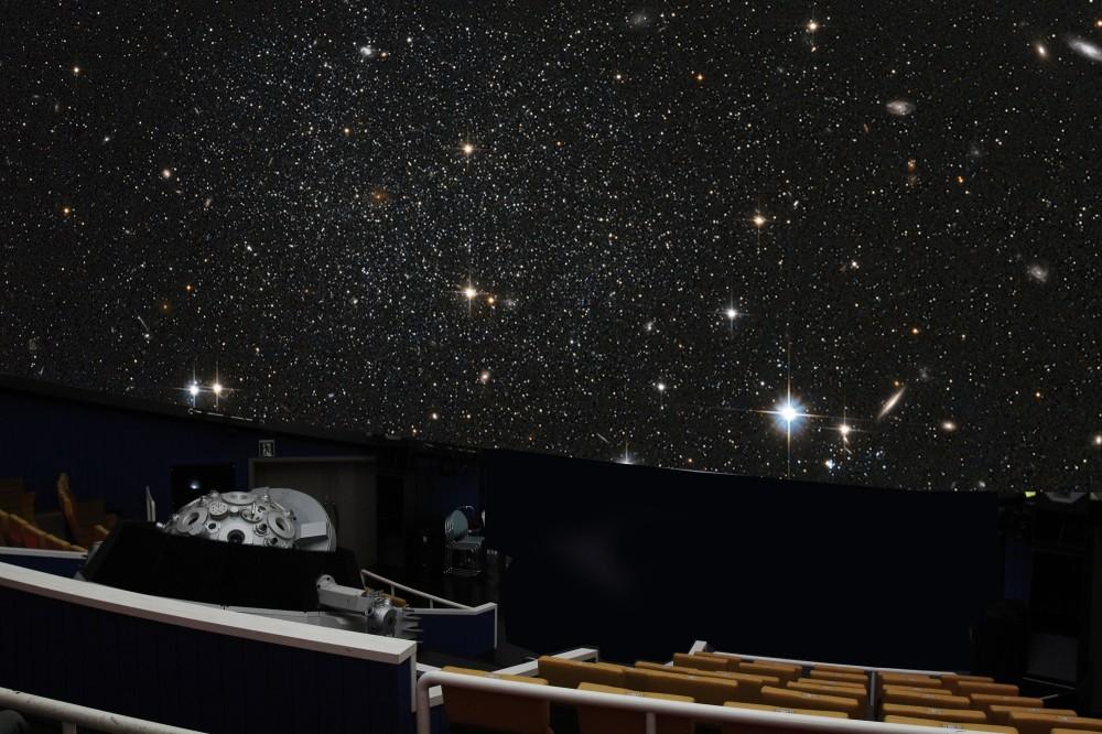 子どもの想像力をかきたてる天体。まずはプラネタリウムで!