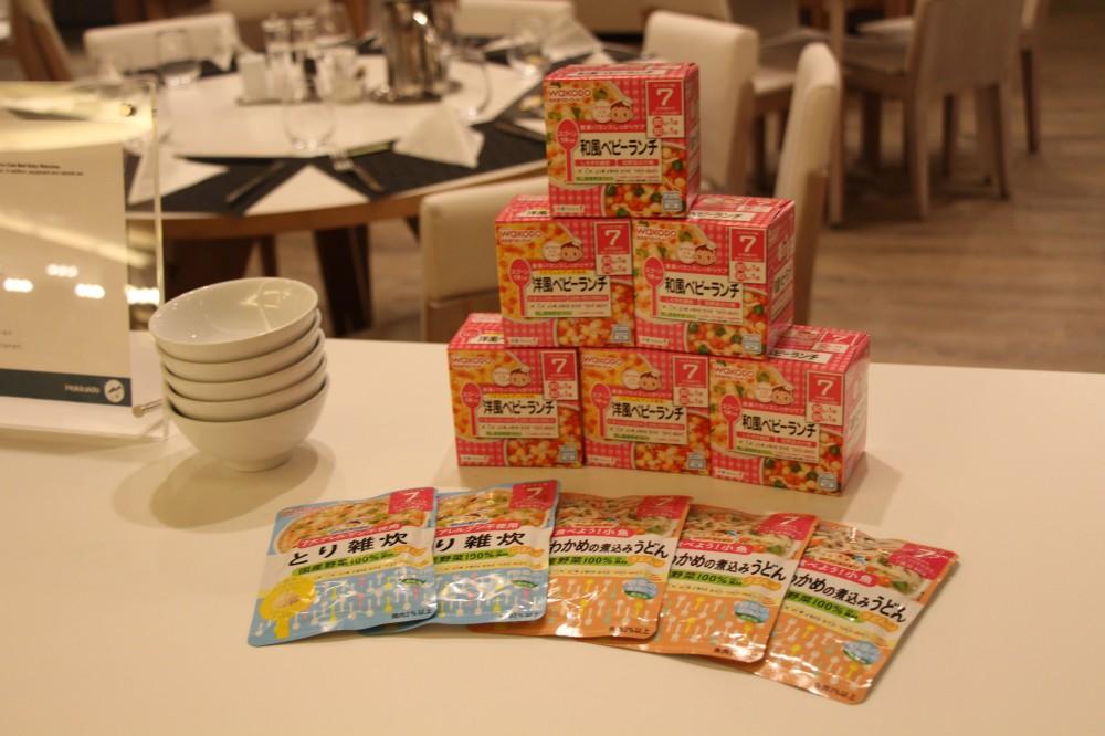 ベビーフードは安心の日本メーカー