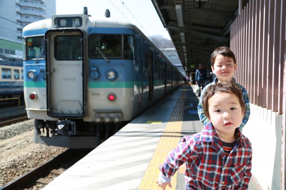 子どもだけの電車デビュー、安全面に気をつけてさせてあげたいですね。