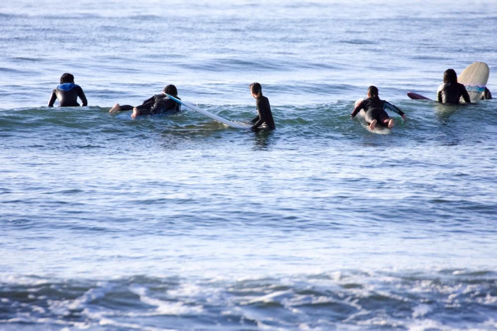 サーフィンが趣味というかたは要注意です