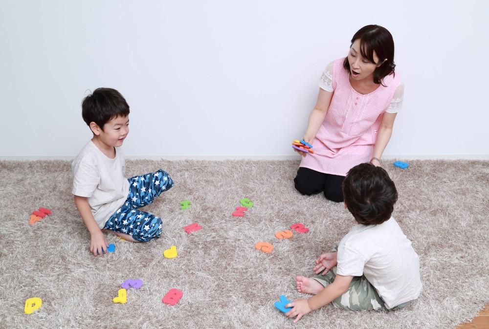 英会話も将来を考えて習わせる家庭が多いですね
