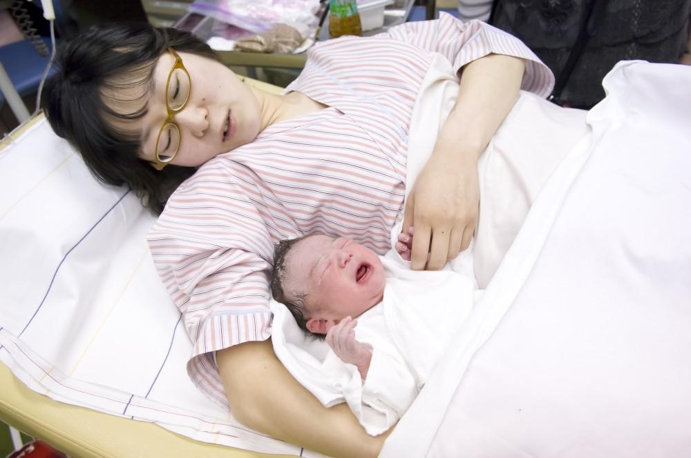 出産をしても、自営業は育休制度がありません。