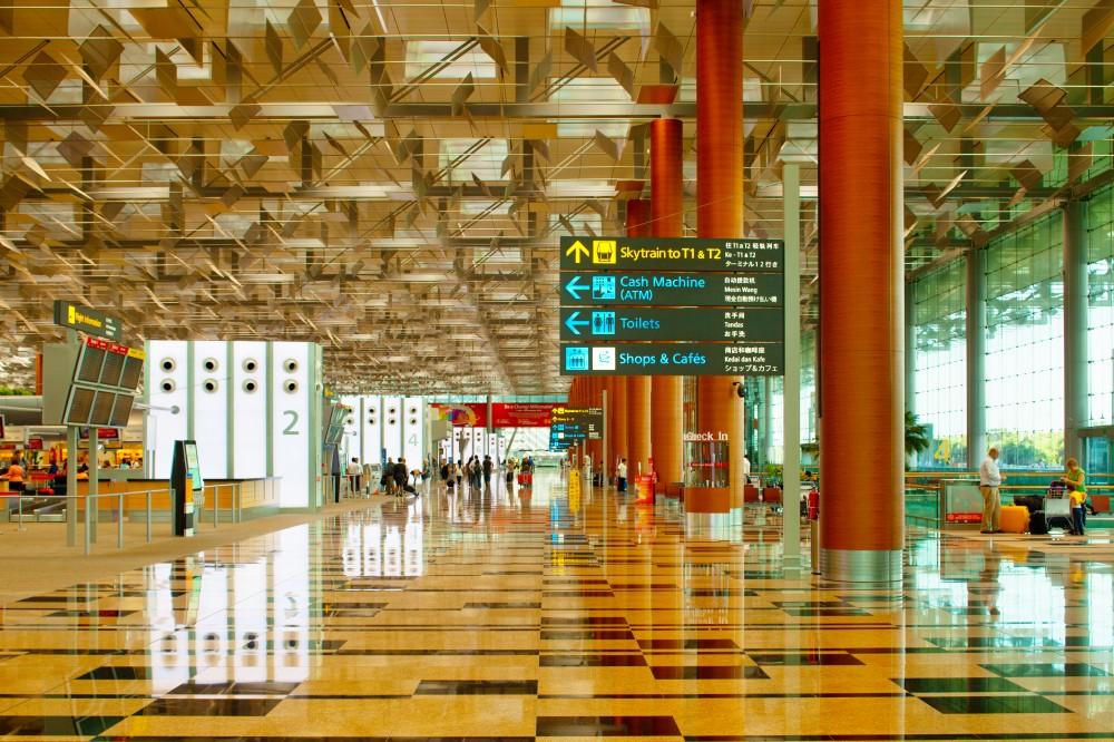 いろいろなアクティビティが揃うターミナル3 ©@The Singapore Tourism Board