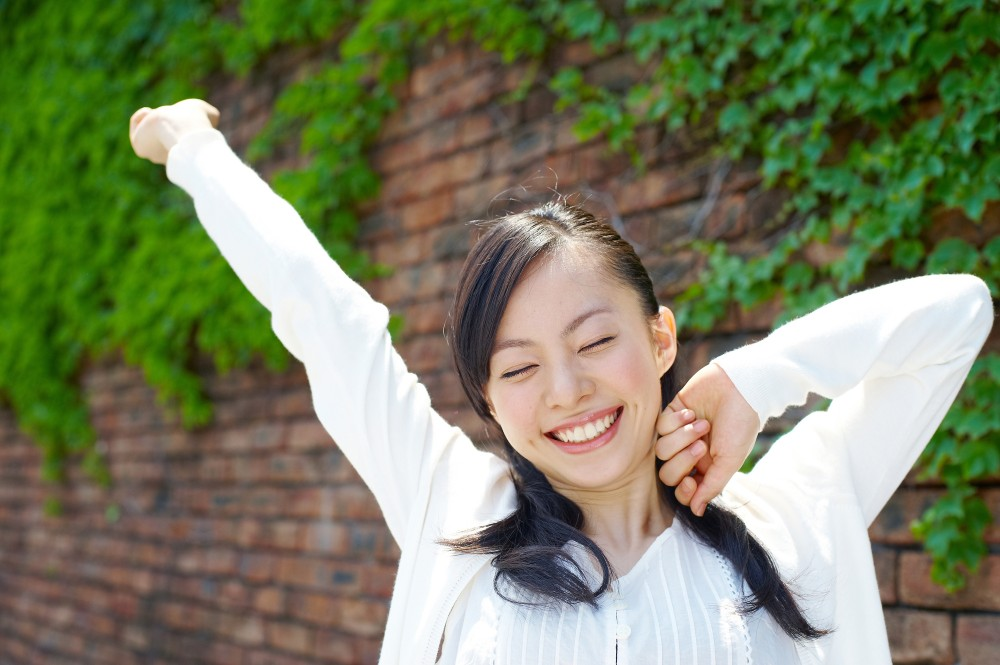 ストレスを溜めないことが最強の予防法?