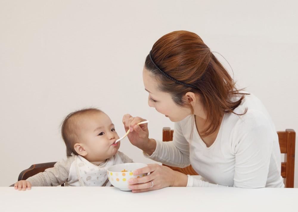 離乳食はより時間と手間がかかりますね。