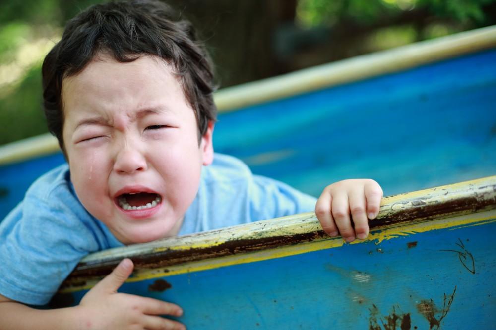 お話ができない小さな子どもがトラブルになったとき、相手が誰かもわからないとさらにモヤモヤしますね。