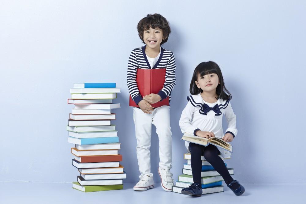 本が好きな子どもに育ってくれるといいですね。