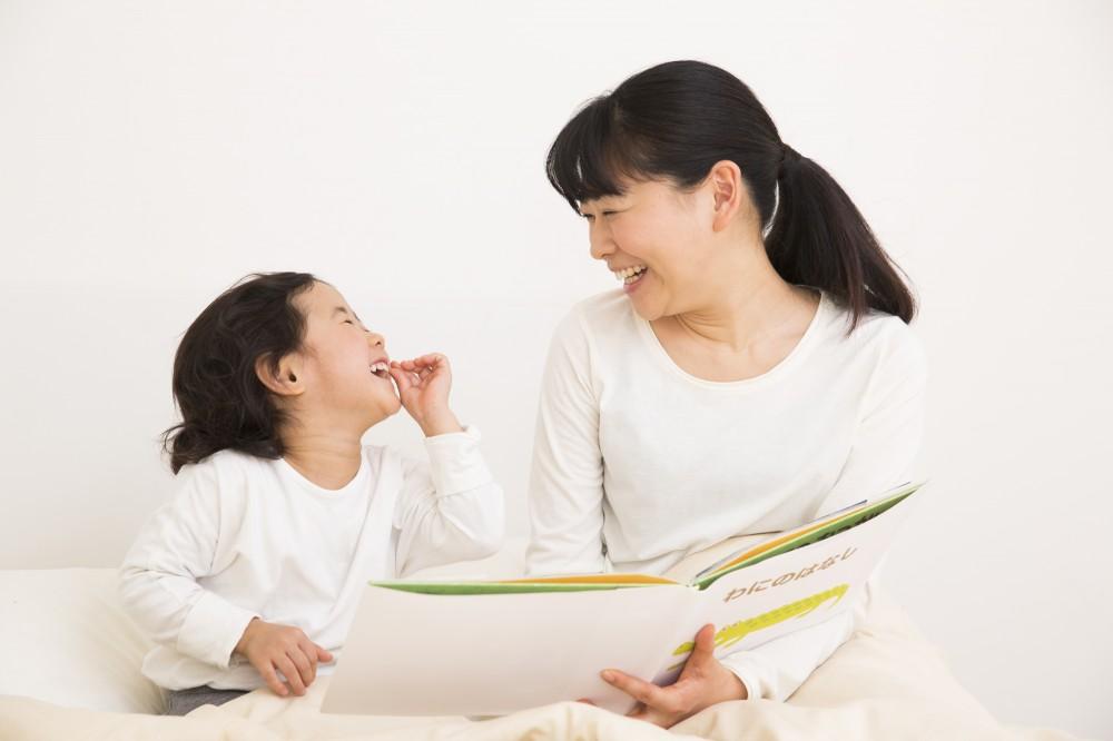 親子で爆笑しなが読める絵本、素敵ですね!