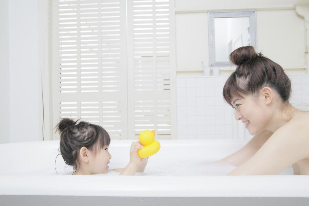お風呂に入りながら掃除すれば、まさに時短になりますね。