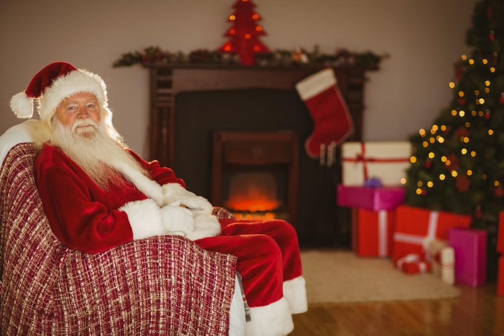 サンタクロースを信じていた子には