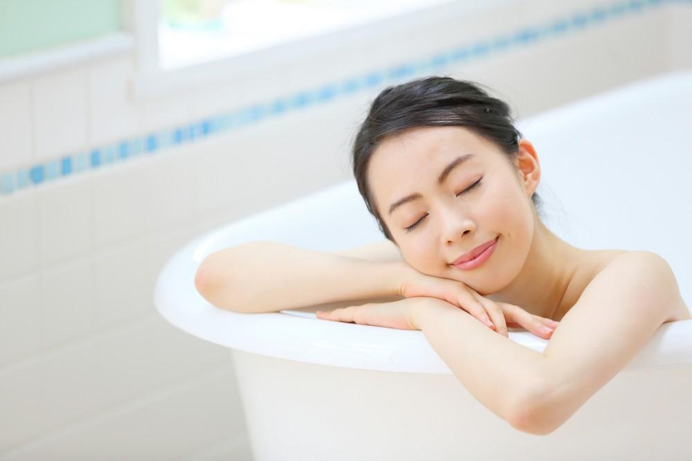 半身浴などが痛みの緩和には効果的。