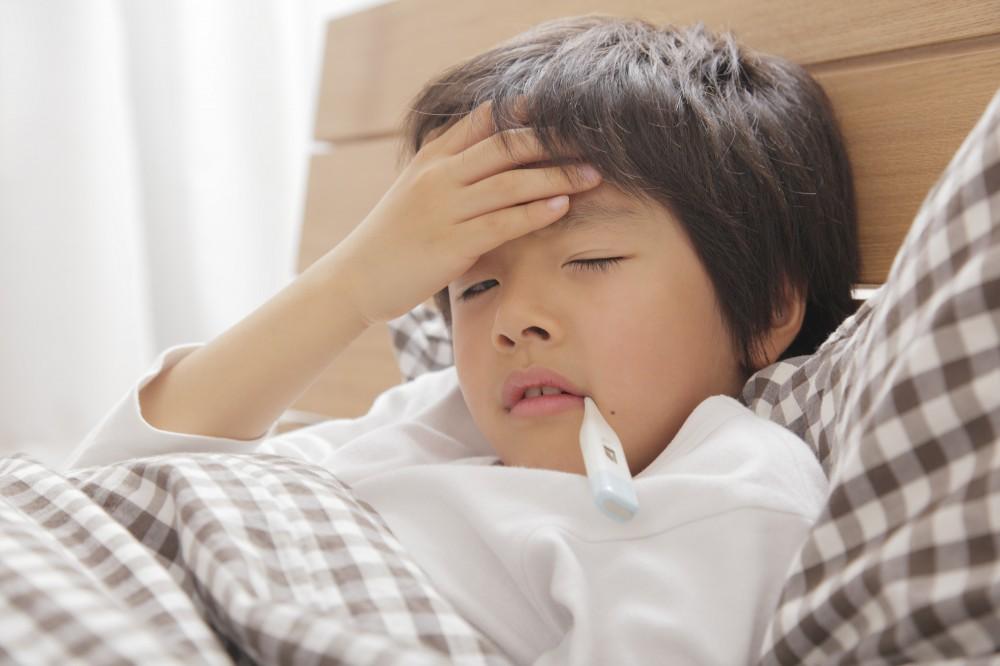 熱、関節痛のほかに気をつけなければいけないことがあります。