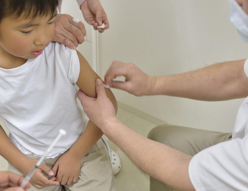 予防接種をしたからといって発症しないということではないようです。