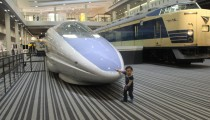 新オープン!京都鉄道博物館を一足早くレポート!