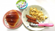 【平日5日間記録】朝食ちゃんと作ってる?ズボラママの朝食献立公開!