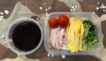 超リアル!手抜きママが【夏休みの学童のお弁当】を平日5日間撮影!