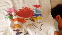 親子が楽しく眠れる!?子どもの絵がガーゼケットになる新ブランド「ZZZTON(ズートン)」デビュー!