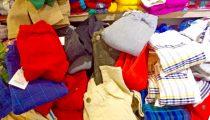 着られなくなった子供服を再利用!便利な活用アイデアとは?
