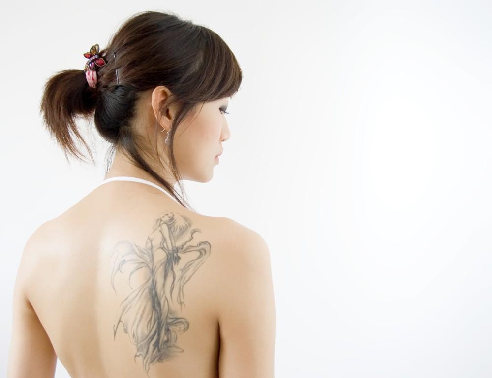 最近は日本人もタトゥーを入れている人をよく見かけます