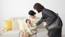 子どもをおいてまで働く理由を自問自答する日々
