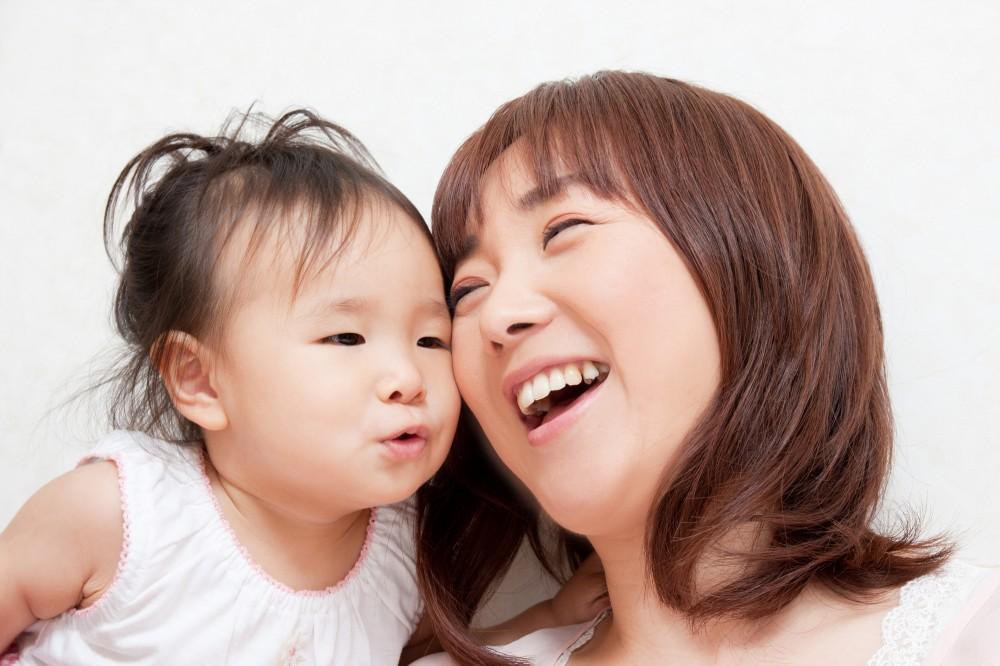 ママが笑顔でいるためには無理をしすぎないこと