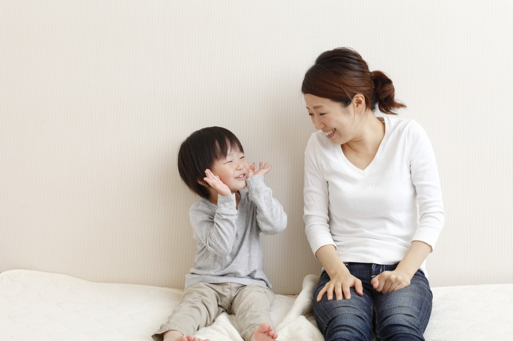 子育てをすることで、親としても成長をしていく