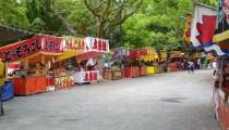 お祭りの屋台、こんな風になったら地域も活性化していいのに!