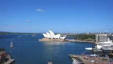 時差ぼけなしでいけるオーストラリア
