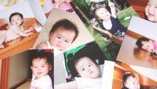 子どもの可愛い瞬間が写ってる写真がなくなるなんて、考えただけで泣けます