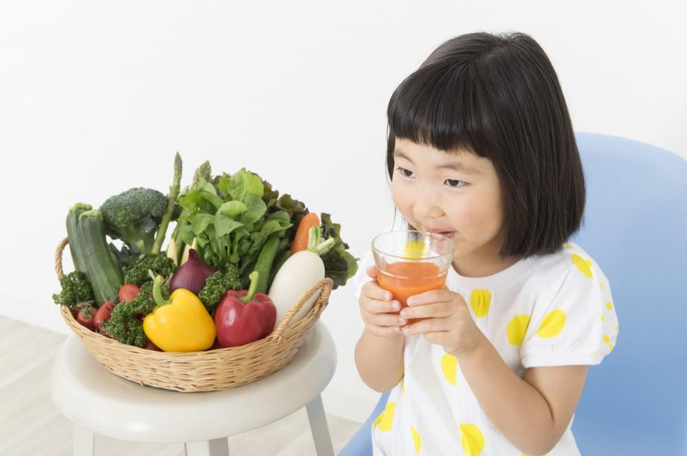 野菜嫌いの子どもにも興味をもってもらえそうですね