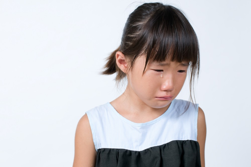 子どもの様子の変化を親は見逃さないようにしたいですね。
