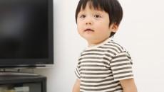 テレビを見てくれてるとママは家事などを進められmすね