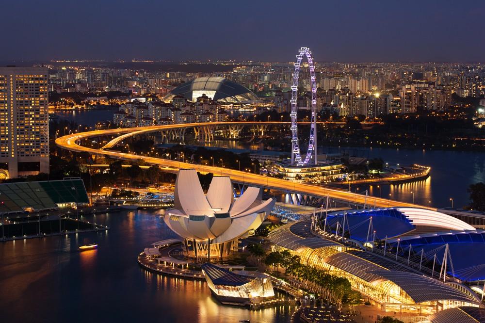 チャンギ空港 ©@The Singapore Tourism Board