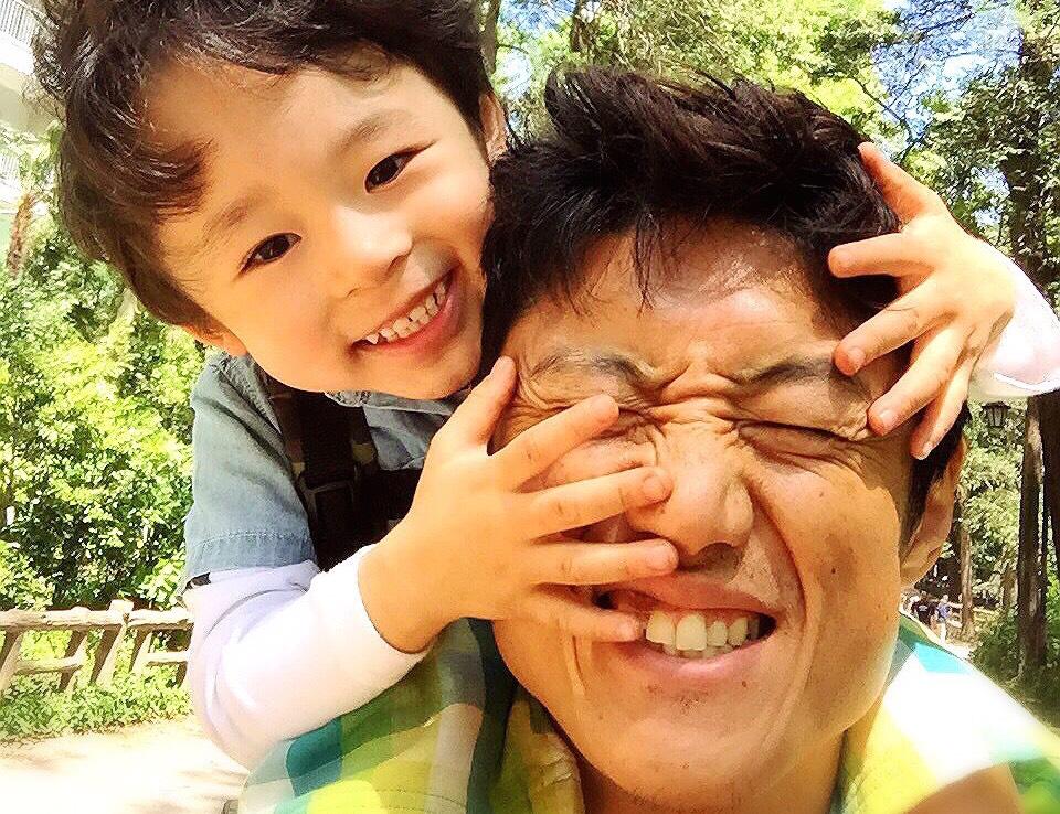 元夫と子どもも頻繁に顔を合わせます。
