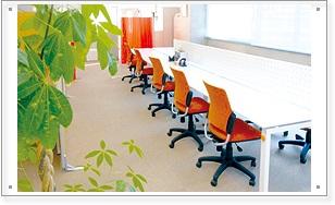 女性専用の起業家シェアオフィスは、国内でもめずらしい!