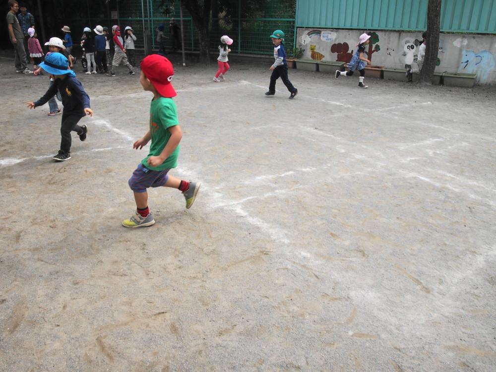 5歳自由遊び