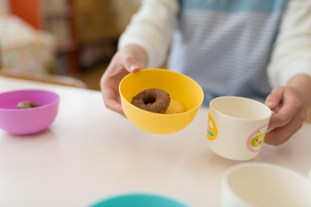 給食やおやつもアレルギーの有無で選ぶポイントが大きく変わってきます。