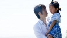 子どもを思う父親の強さに心を打たれます。